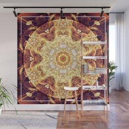Mandalas of Forgiveness & Release 4 Wall Mural