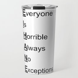 EIHANE Travel Mug