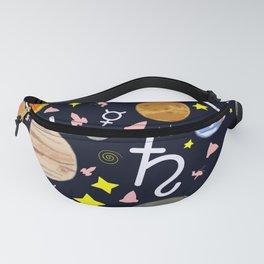 Solar System 2 Fanny Pack