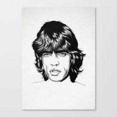 M. J. 02 Canvas Print