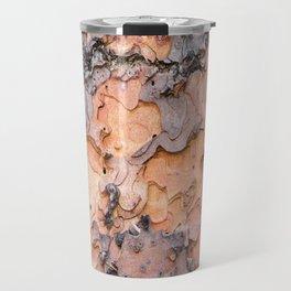 Fallen Bark rustic decor Travel Mug