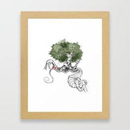 Evolve - Human Nature Framed Art Print