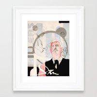 studio killers Framed Art Prints featuring killers by Ohdedewo!