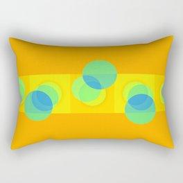 Mixed Shades of Freedom Rectangular Pillow