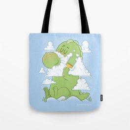 Monster Shave Tote Bag