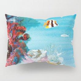 The Reef       by Kay Lipton Pillow Sham