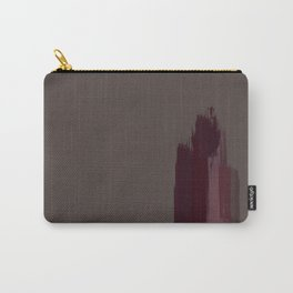 """""""Cherry / Rose Gold Porstroke (Pattern)"""" Carry-All Pouch"""