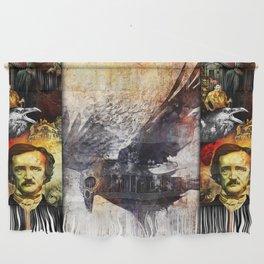 Edgar Allan Poe Wall Hanging