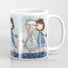 When I Am Blue - by Diane Duda Mug