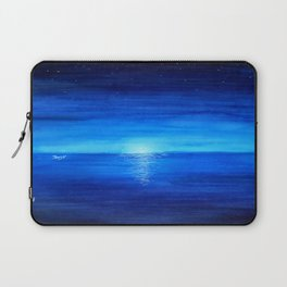 Blue Moon Laptop Sleeve