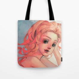 Fresh Orange Tote Bag