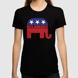 Delaware Republican Elephant T-shirt