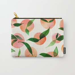 Summer Fruit Pattern Carry-All Pouch
