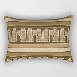 ISHTAR GATE Rectangular Pillow