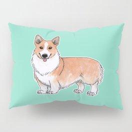 Pembroke Welsh Corgi dog Pillow Sham