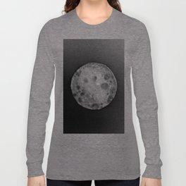 pancake Moon Long Sleeve T-shirt