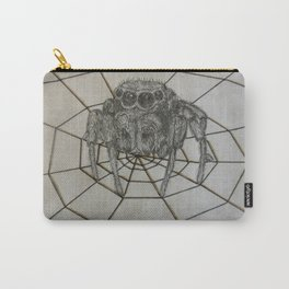 Salticidae Carry-All Pouch