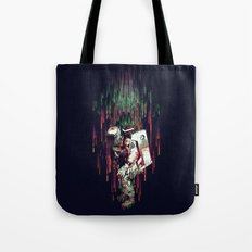 Falling from the Space Tote Bag