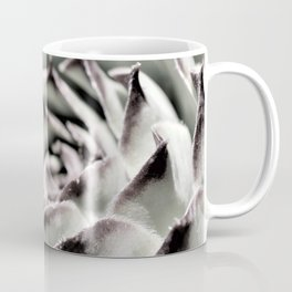 Succulent Close-Up Coffee Mug