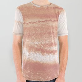 WITHIN THE TIDES BURNISH EARTH by Monika Strigel All Over Graphic Tee
