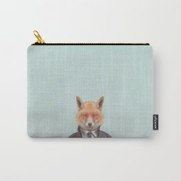 Foxed Carry-All Pouch
