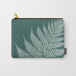 Naturalist Fern Carry-All Pouch
