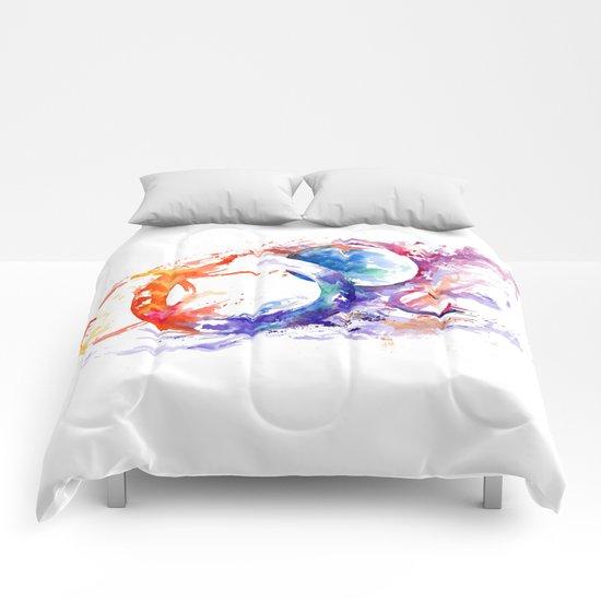 Spheres.2 Comforters