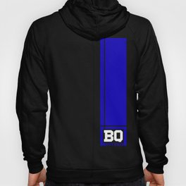 BQ - Flagging Navy Blue Hoody