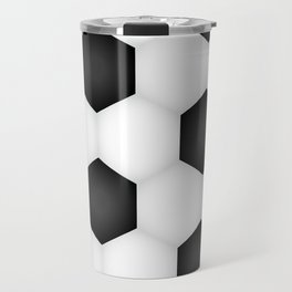 Soccer (Fooball) Ball Travel Mug
