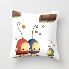Ilomilo Throw Pillow