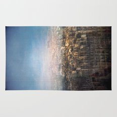 Paris Multiple Exposure  Rug