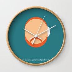 FC - Van Gogh Wall Clock