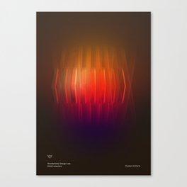 Design Artifact #1 Canvas Print