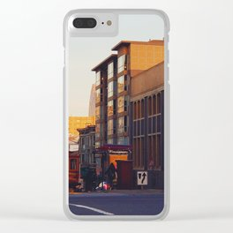 Rolling Hills Clear iPhone Case