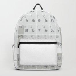 Mendeleev Periodic Table Backpack