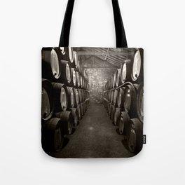 Barrels of Porto Tote Bag