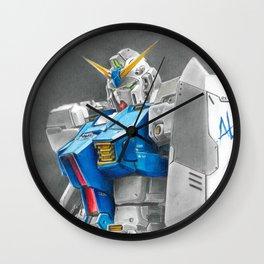 Gundam Alex Wall Clock