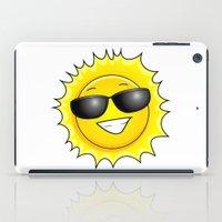 sunglasses iPad Cases featuring sunglasses on by Li-Bro