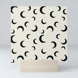 Noir Moonlight Mini Art Print