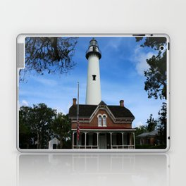 ST. SIMONS LIGHTHOUSE - Golden Isles Laptop & iPad Skin