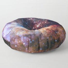 Space Nebula Galaxy Stars | Comforter Floor Pillow