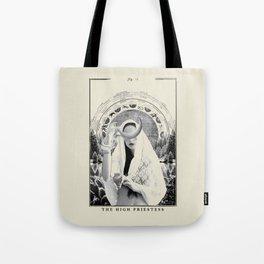Fig. II - The High Priestess Tote Bag
