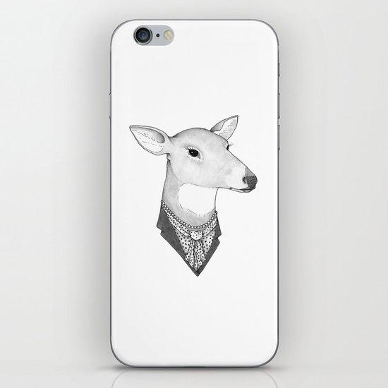Mrs. Deer iPhone & iPod Skin