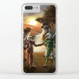 A New Alliance Clear iPhone Case