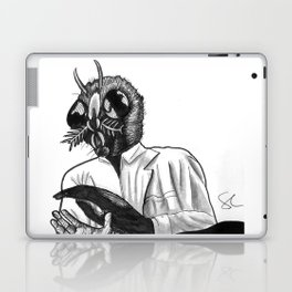The Mutant from the Fly Laptop & iPad Skin