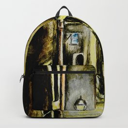 Winter Close Backpack