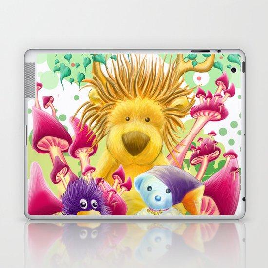 The guardian of nature Laptop & iPad Skin