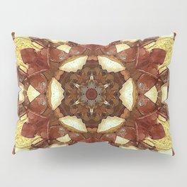 Newly Painted Mandala 2 Pillow Sham