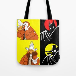 Vote for duck Tote Bag