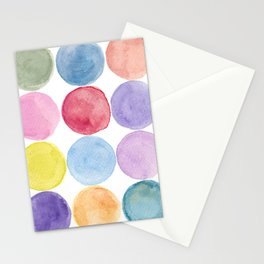 dotted and well organized Stationery Cards